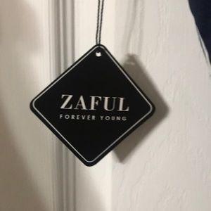 Zaful Other - ZAFUL striped romper